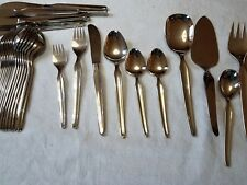 Coreling Bridal Dream stainless steel service for 8 (double teaspoons + serving)
