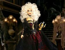 Beauty of the Haunted Mansion ~ Manor barbie doll ooak Gothic Dakota's Song