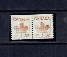 CANADA - 1982 MAPLE LEAF ONE BAR TAGGING ERROR (G1aR) - SCOTT 951 T3 - MNH