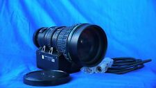 """FUJINON A20X8.6 BMD-DSD F:1.8, 2/3"""" lens .For AW-E750/800/860 Lumix GH4, BMPCC"""