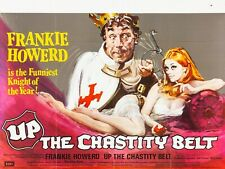 "Up the CHASTITY BELT 16"" x 12"" Reproduction Movie Poster Photograph"