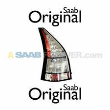 NEW SAAB 9-3 WAGON TAIL LIGHT LENS LEFT DRIVER 08-11 - GENUINE OEM - 12778453