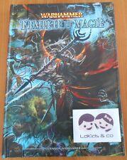 LIVRE WARHAMMER TEMPETE DE MAGIE EXTENSION  VF FRANCAIS - Games Workshop