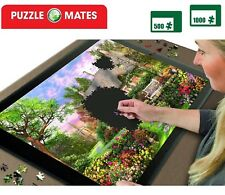 Jigsaw Puzzle Mates Storage Safe Holder Board Quality Portable Tool Gift 1000 PC