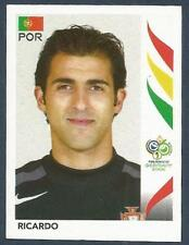 PANINI FIFA WORLD CUP-GERMANY 2006- #284-PORTUGAL-RICARDO