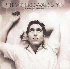 Moods and Grooves - Steven Kowalczyk CD