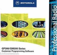 Motorola Software GP320 GP330 GP340 GP344 GP360 GP380 GP388 GM340 GM360 GM380