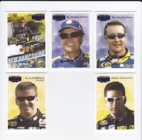 ^2010 Eclipse PURPLE PARALLEL #9 Elliott Sadler  BV$6! #20/25! SCARCE!