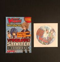 Card Fight Vanguard Book and Promo - DVD Lot