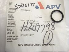 APV L770048 (H209798) O-Ring 19, 2-3 (EPDM)  For Single Seat/Changeover Valves