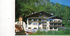 Postcard  Austria Sporthotel Zum Jodlerwirt St Gilget Wolfgangsee  posted