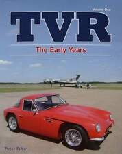 LIVRE/BOOK : TVR - The early years (voiture de collection années 50,60,oldtimer