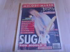 NME indie music mag 9 Jan 93 Sugar Ned's Atomic Dustbin