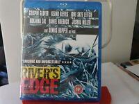 RIVERS EDGE - KEANU REEVES - CRISPIN GLOVER - BLURAY - UK & EUROPEAN EDITION
