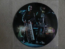 """ROBERT PARKER - WAVESHAPER - 4 TRACK 7"""" VINYL - PICTURE DISC - LTD TO 300- SYNTH"""