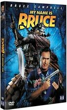 My Name Is Bruce - DVD ~ Bruce Campbell - NEUF
