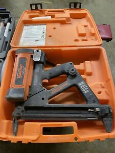 Ramset TrakFast TF1100 Automatic Drywall Track Fastener With Case