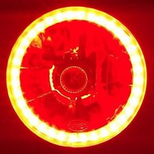 Red Halo Headlight Mustang 1967 1968 67 68 GT A Eleanor 289 302 351 390 347 428