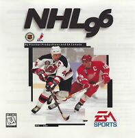 NHL 96 PC GAME +1Clk Windows 10 8 7 Vista XP Install