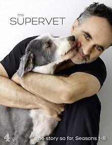 The Supervet Story So Far Season 1 - 8 Series Complete Collection New DVD Boxset