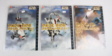 Lot of 3 LEGO Instruction Manuals, Star Wars Mindstorms, Constructopedia
