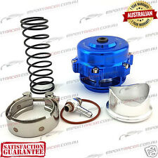 50MM V-BAND BLOW OFF VALVE BOV BLUE TiAL Style 1 Year Warranty