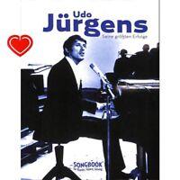 Udo Jürgens – Seine größten Erfolge für Klavier, Gesang und Gitarre - Songbook
