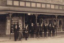 BROWN'S COASTAL STORES Antique Photo c.1910-20  BURNIE? TASMANIA Australia