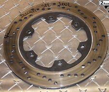 DUCATI 916 ST2 DISCO FRENO TRASERO break disc TRASERO 4,0mm 9200KM