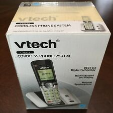 VTech CS5119 DECT 6.0 Expandable Cordless Phone w/ Caller ID & Call Waiting