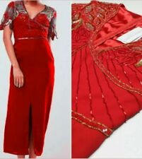 Ursula maxi Dress Red size 10