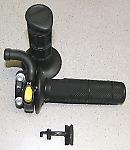 Comando Gas+Manopola AP9100801 Aprilia, Rxv, Sxv, 450, 550, 2006, 2007
