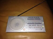 RARE Vintage lavoro SONY icf-35 4 BAND RADIO MW LW SW FM Essex SS6