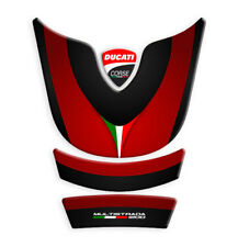 Motorcycle Tank Pad Protector Sticker | Ducati Corse Multistrada 1200