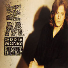 Right Here by Eddie Money CD (1991)