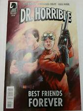DR HORRIBLE BEST FRIENDS FOREVER ONE SHOT DARK HORSE 2018 STANDARD COVER A