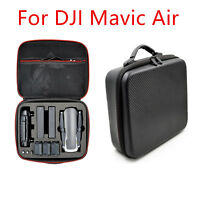 EVA PU Carry Case Handbag for DJI Mavic Air Drone Body 3 Batteries Controller