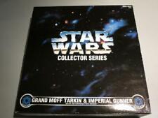 "Star Wars Kenner POTF2 Collector 12"" 1998 Grand Moff Tarkin Imperial Gunner NEW"