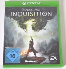 Dragon Age Inquisition-Xbox One Jeu-Version Allemande-Top Game!