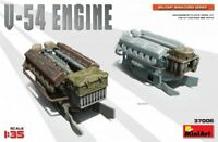 Miniart 37006 Engine Military Miniatures Scale Plastic Model Kit 1/35