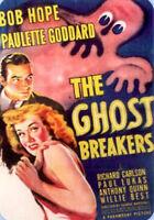 Ghost Breakers DVD Bob Hope? Paulette Goddard George Marshall UK New Sealed R2