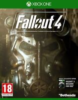 Fallout 4 (Xbox One)  - PRISTINE Condition - Super FAST Delivery Absolutely FREE
