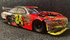 Jeff Gordon 1/24 2009 All Star Raced/Wrecked Custom