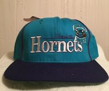 Vintage Charlotte HORNET:Snapback Hat The Game Collectors Series NWT 2863/6000
