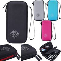 EVA Storage Carry Hand Hard Case Bag For HP 50G / HP Prime Graphing Calculator