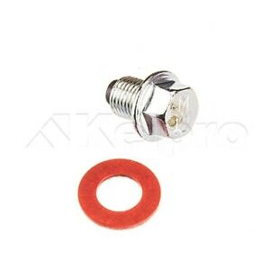 Kelpro Sump Plug Magnetic 1.25-12mm KSP1040M fits Toyota Camry 2.0 (SV22), 2....