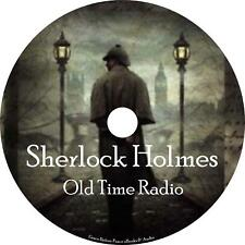 Sherlock Holmes Old Time Radio Shows OTR 326 Episodes on 1 MP3 DVD Free Shipping