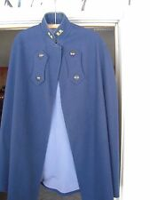 WWII NURSES  CAPE UNIFORM  MARKED  SNOWHITE MFG CO