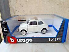 FIAT 500 L 1968 BURAGO SCALA 1:18