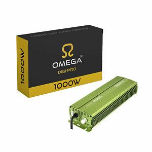 Omega 1000W (240V) Digi-Pro Digital Dimmable Ballast Hydroponics Grow Light